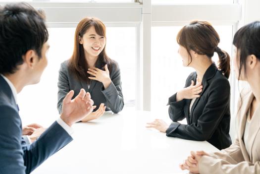 共有と対話の場をサポート
